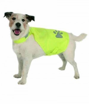 Sicherheits Hundeweste aus