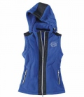 Euro-Star Weste Fleece Tory mitTeddyfell SP.24,95€ - royalblau