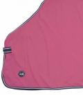 HKM Abschwitzdecke Fleece H/W´16 Sale - pink/navy