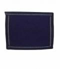 HKM Abschwitzdecke Fleece H/W´16 Sale - navy/silbe