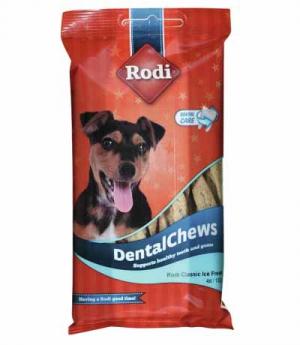 Hunde Dentalsticks Ice Fresh