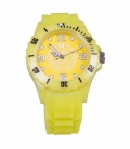 HV Polo Uhr Glow Crown Kollektion Sale - gelb