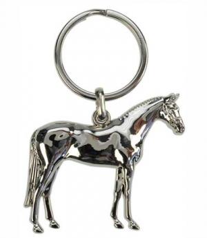 Happy Ross Schlüsselanhäger 3D Pferd