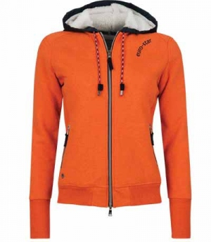 Euro-Star Sweatjacke Gemmy m.Teddy Kapuze SP