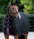Horseware Abschwitzdecke Amigo Jersey Cooler - black-purp