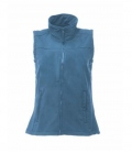 Textil Weste Softshell  Women - oxfordblue
