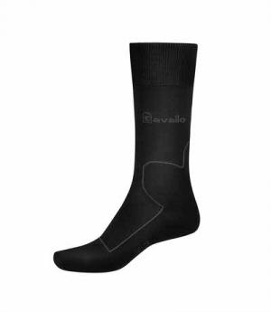 Cavallo Socken kurz Funktionssocke gepol.Knöchel