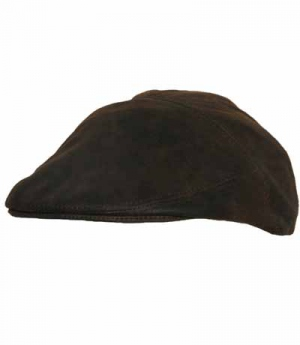 Australian Fashion Cap Oxford Cap Sheep-Leather