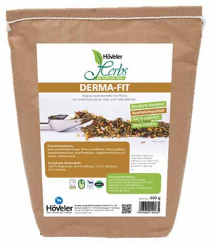 Herbs Derma-Fit bei Haut-/Fellproblemen