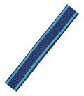 Kerbl Halfter Nylon m.Doppeldornschnalle - dkl.blau