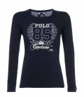 HV Polo T-Shirt Damen Elsha Crown Kollektion - navy