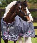 Horseware Turnoutdecke Amigo(5) Ponydecke light KG - grau