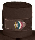 Eskadron Bandagen Fleece Set Heritage SP.19,95 - braun