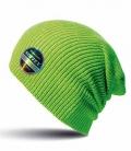 Textil Mütze Beanie Super Soft - lime