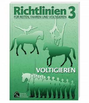 Hippobook FN,Richtlinien Bd 3 Voltigieren