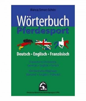 Hippobook Wörterbuch Pferdesport