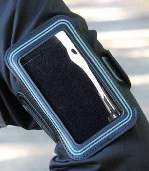 Textil Arm Pocket Halterung für Ihr Handy
