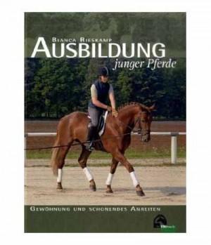 Hippobook Ausbildung junger Pferde