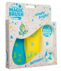 Kerbl Bürste Magic Brush 3-er Set - Butterfly