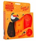 Kerbl Bürste Magic Brush 3-er Set - Toucan