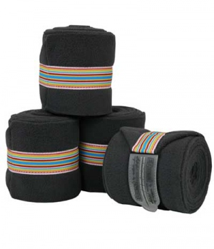 Equest Bandagen Fleece Pummeleinhorn 4er Set SP