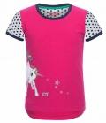 Waldhausen T-Shirt Kids Hanni m.Pferdemotiv - azalee