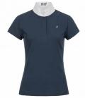 ELT Turniershirt Damen Laura ½  Arm - nachtblau