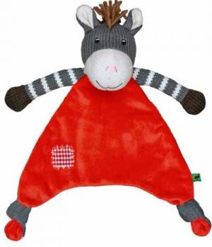 Hippobook Schnuffeltuch Esel