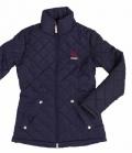 Covalliero Jacke Damen gesteppt Basic klassisch - nachtblau