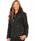 Covalliero Jacke Damen gesteppt Basic klassisch - schwarz