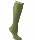 Covalliero Kniestrümpfe Grado dünn und leicht uni - oliv
