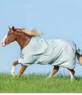 Horseware Turnoutdecke Amigo Hero 50g *** - silver-bla