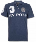 HV Polo Polo Shirt Favouritas Equis Unisex FS´17 - denim
