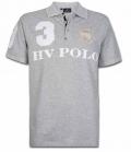 HV Polo Polo Shirt Unisex Favouritas Equis Sale - silbergrau