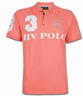 HV Polo Polo Shirt Favouritas Equis Unisex FS´17 - coralpink