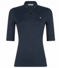 Euro-Star Shirt Damen Jennifer Funktion 3/4Arm - marine
