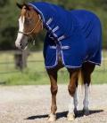 Horseware Abschwitzdecke AmigoPlus m.Halsteil - atlanticblau