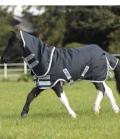 Horseware Turnoutdecke Amigo Petite Plus - navy-silber