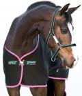 Horseware Abschwitzdecke Jersey Amigo mit KG(15) - black-purp