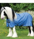 Horseware Turnoutdecke Amigo XL600D lite - colony blu
