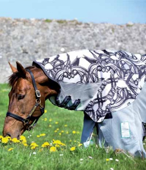 Horseware Fliegendecke Amigo Vamoose 3in1