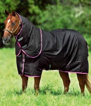 Horseware Turnoutdecke Amigo Plus m.Halsteil 200g*