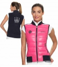 Spooks Weste Sina Ladies Sale - pink/navy