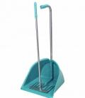 Kerbl Mistboy 2-teilig sehr stabile Schaufel - aquamarin