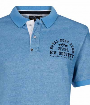 HV Polo Polo Shirt Benton Unisex FS´17