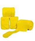 HKM Bandagen Polarfleece Neon Sale - neon gelb