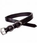 HKM Halsband für Strassbuchstaben - schwarz