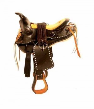 Waldhausen Western Mini Ponysattel Little Joe