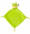 Schnuffeltuch Plüsch Relax - Frosch