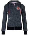 Imperial Riding Hoody Salvatore Fleece fällt klein aus - navymelang
